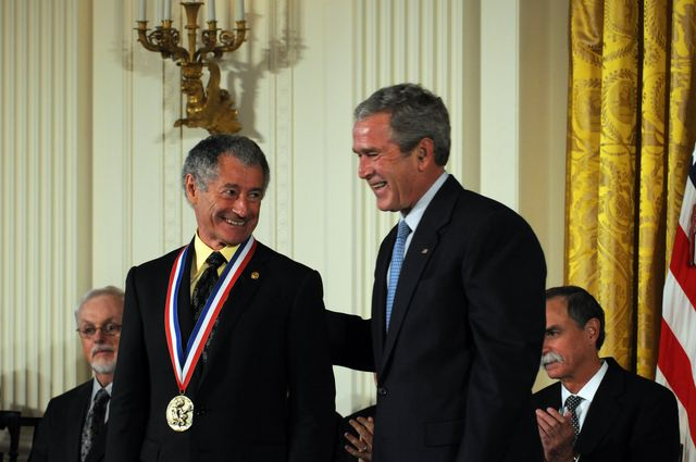 Kleinrock receives Medal of Science