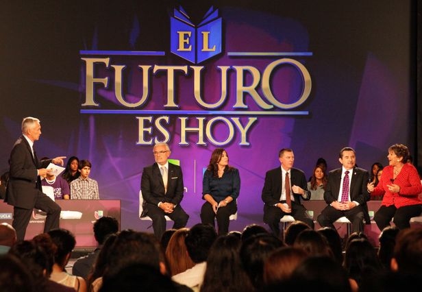 Univision education panel