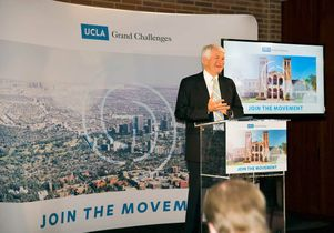 Chancellor Block and Grand Challenges