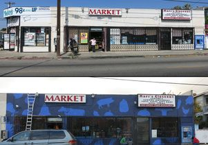 Euclid Market makeover