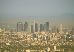 smoggy-LA-skyline