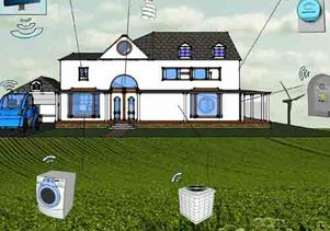 smart-grid-house-square
