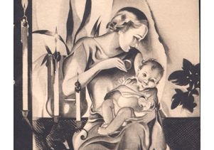 Baby book art deco 2
