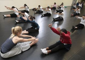 civic engagement dance class