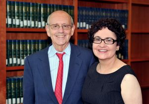 Dean Moran and Justice Breyer
