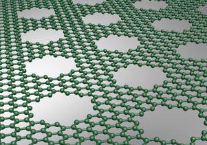 graphene nanomesh