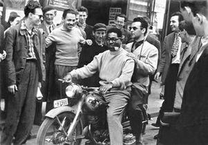 Dizzy Zagreb Yugoslavia 1956 resize