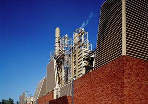 UCLA's cogeneration plant