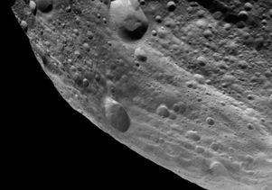 crater closeup