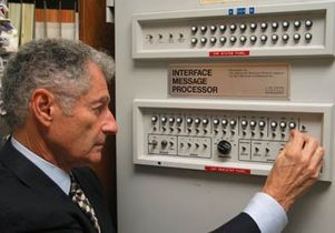 Kleinrock with IMP