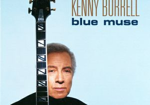 Kenny Burrell album-Blue Muse