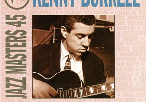 Kenny Burrell album-Verve