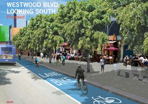 CItyLab revisioning of Westwood Blvd.
