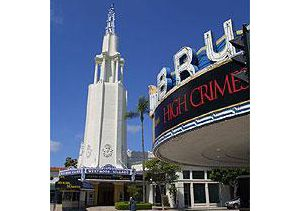 Fox and Bruin Mann theaters