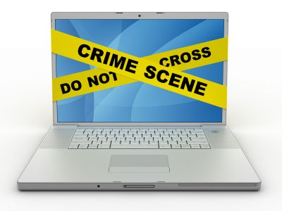 laptop crime