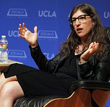 mayim bialik phd ucla thesis