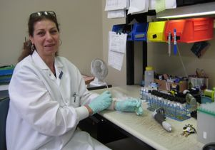 Highly regarded lab ensures that Olympic athletes are 'clean