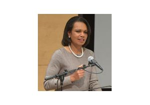 Condoleezza Rice smaller
