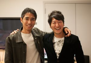 Yoh Kawano and Jun Hori