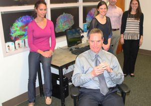 Dr Bob Bilder and Brain Gym trainers