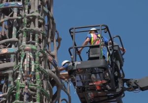 Watts Towers screenshot 1