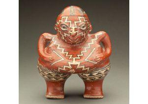 Chupicuaro Female Figure