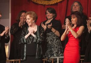 Carol Burnett at presentation at the John F. Kennedy Center