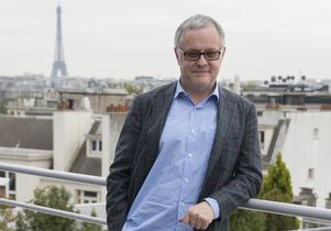 Neal Baer in Paris