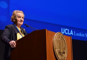 Madeleine Albright speech