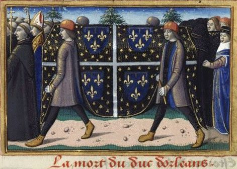Vigiles du roi Charles VII 61