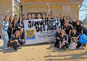Flying Samaritans in Mexico