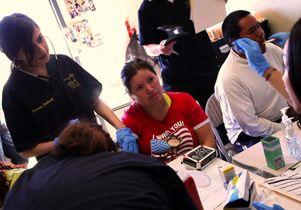 Triaging patients in Tijuana