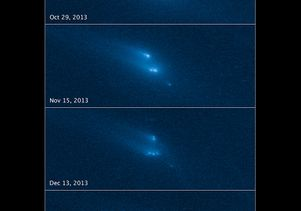 Astronomers witness mysterious, never-before-seen disintegration of asteroid