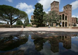 UCLA rated world's No. 2 public university in new international rankings