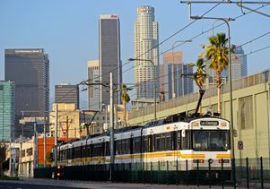 Los Angeles Expo Line