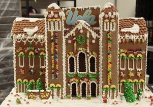 Gingerbread Royce Hall