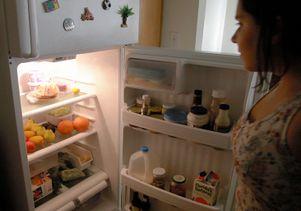 Paulina's fridge