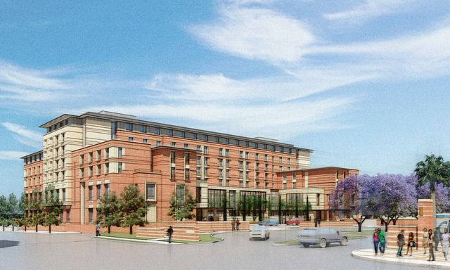 14 recent and ongoing construction projects at UCLA | UCLA