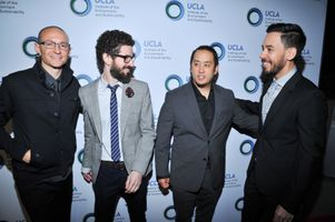 Linkin Park at IoES gala