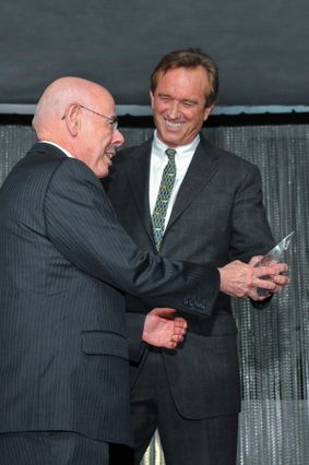 Robert Kennedy Jr. and Henry Waxman