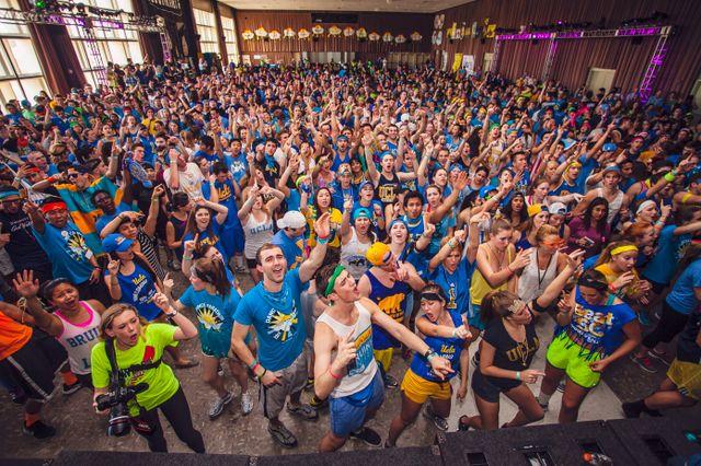 UCLA Dance Marathon 2013