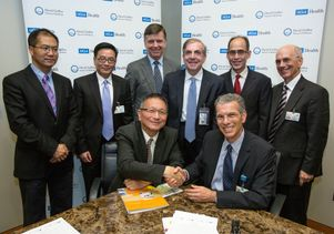 UCLA-CTI joint venture agreement