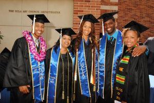African American Studies grads