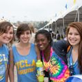 Admitted students on 2013 Bruin Day