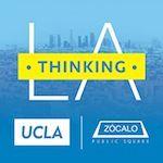 UCLA-Zocalo Thinking LA logo