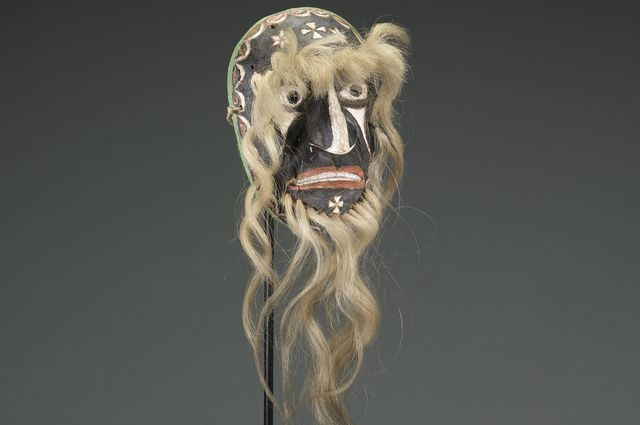 Ceremonial Pahko'ola mask