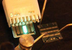 UCLA thin-film transistor