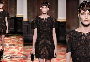 Voltage Dress, designed by Iris van Herpen with Julia Koerner
