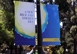 Campus banners