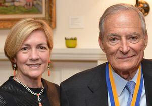 Phyllis and James Easton